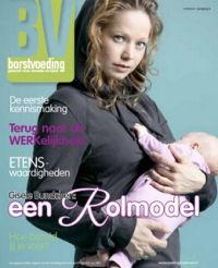 Alle zwangeren die onder controle staan van veloskundige of gynaecoloog krijgen het gratis magazine BV Borstvoeding