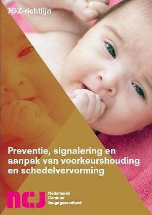 JGZ richtlijn Preventie, signalering en aanpak van voorkeurshouding en schedelvervorming