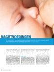 Nachtvoedingen, ouders willen graag dat hun baby doorslaapt, maar hoe normaal is dat eigenlijk?