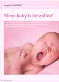 Slaapgedrag van baby's - Geen baby is hetzelfde