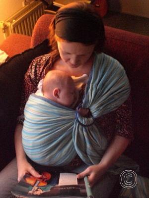 Krijgt baby krampjes door voeding van de moeder?