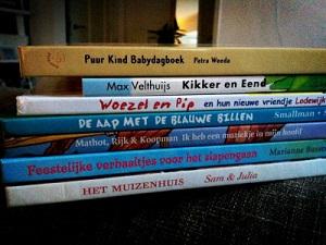 Prentenboeken, boeken zijn de nieuwe kleertjes