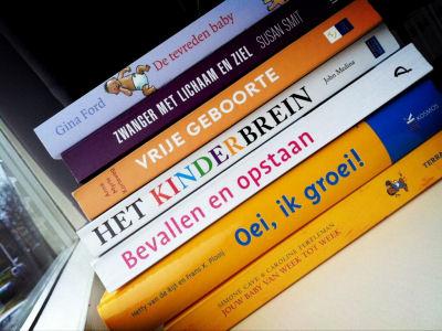 Welk babyboek lezen?