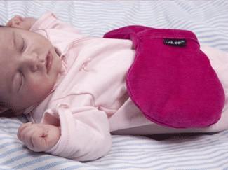 Kipkep Woller baby warmtekussen voor warmte en ontspanning