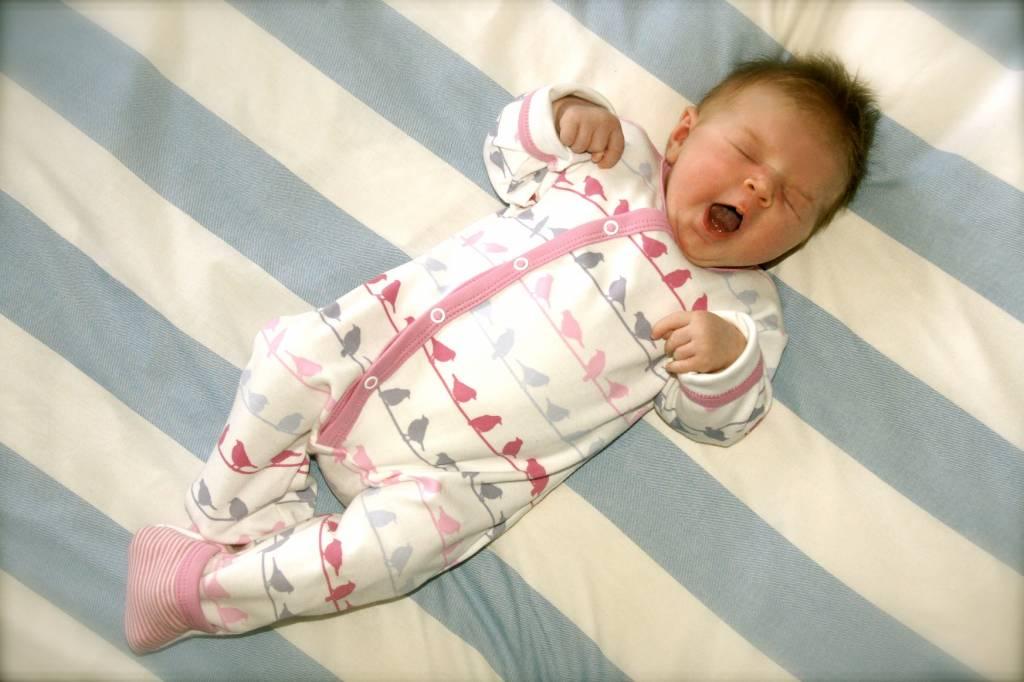 baby 4 maanden nutrilon