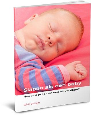 Boek Slapen als een baby