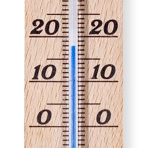 Slaapkamertemperatuur 18° C voor baby meest ideaal