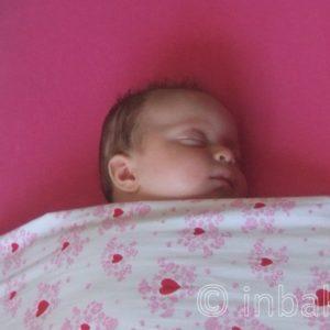 Baby's slapen als baby's