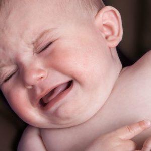 Baby huilen oorzaken
