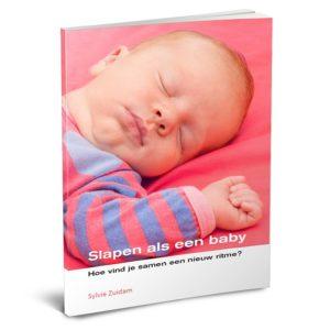 Slapen als een baby boek